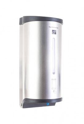 Dávkovač mýdla G21 RIVER nerez ocel 800 ml automatický