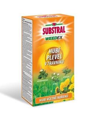 Herbicid SUBSTRAL WEEDEX HOBBY 250 ml proti dvouděložným plevelům