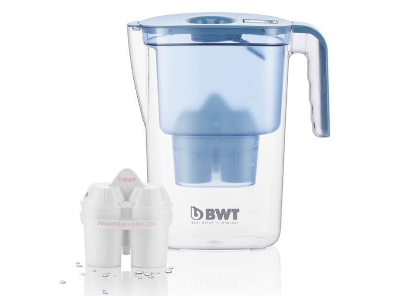 Konvice filtrační BWT, VIDA modrá Petrol