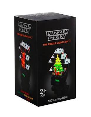 Stavebnice LIGHT STAX PUZZLE SET kompatibilní LEGO DUPLO