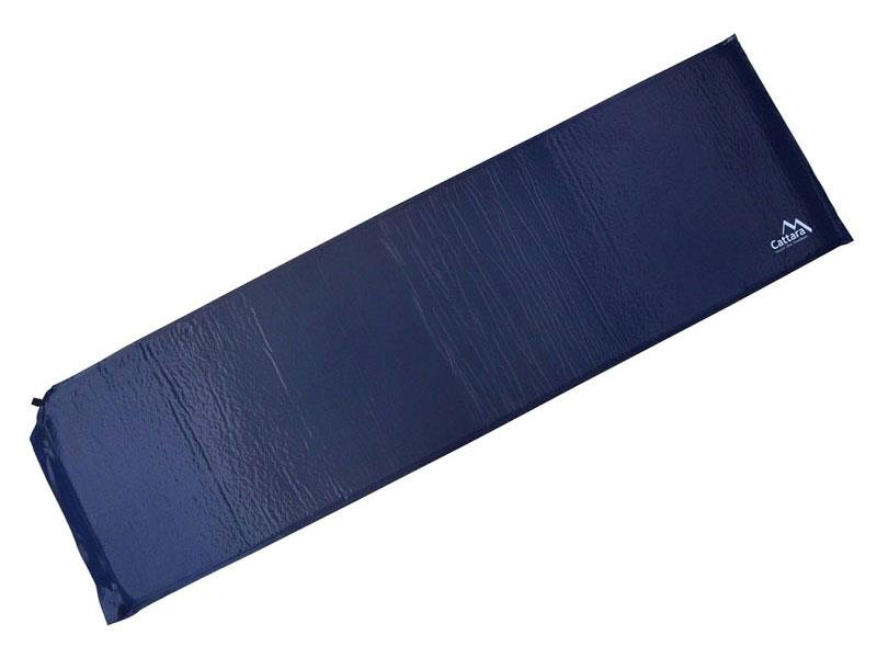 Karimatka samonafukovací CATTARA 13321 modrá