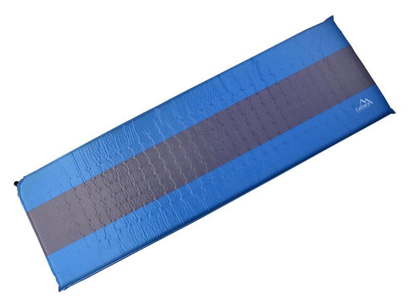 Karimatka samonafukovací CATTARA 13324 modro-šedá