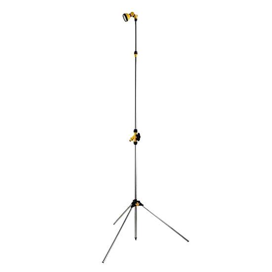 Sprcha zahradní teleskopická, 165/240cm