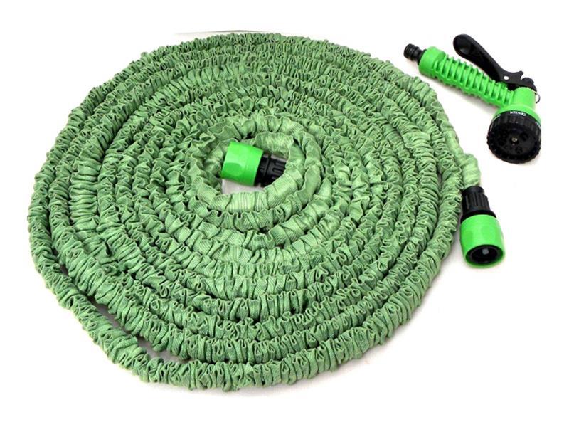 Hadice zahradní smršťovací, 7,5m-22,5m,7 funkcí, GEKO