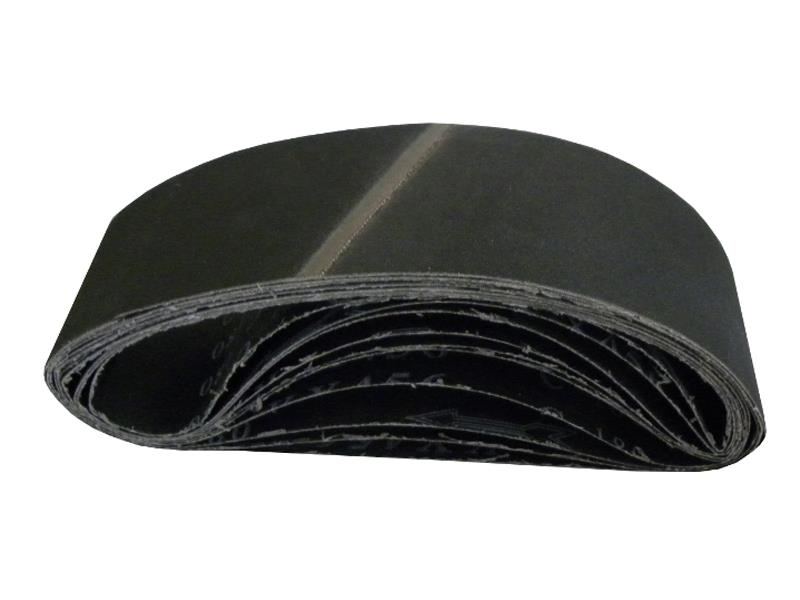 Plátno brusné nekonečný pás, 75x457mm, P100, GEKO