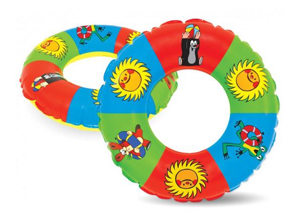 Kruh nafukovací TEDDIES KRTEČEK dětský