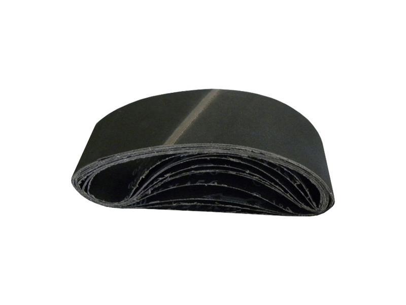 Plátno brusné nekonečný pás, 75x457mm, P120, GEKO