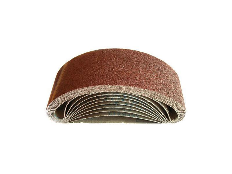 Plátno brusné nekonečný pás, 75x457mm, P24, GEKO