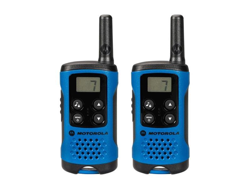 Vysílačky MOTOROLA TLKR T41 modrá