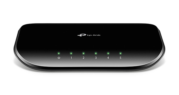Switch TP-LINK SG1005D