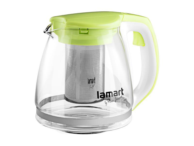 Konvice LAMART VERRE LT7026 1,1l zelená