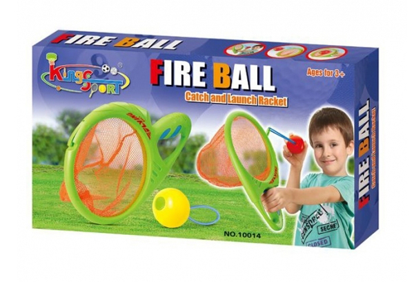 Hra G21 FIRE BALL