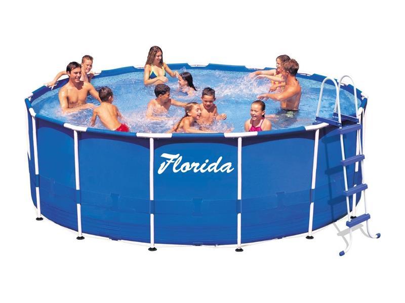 Bazén MARIMEX FLORIDA 3.05 x 0.76m bez filtrace P7000535
