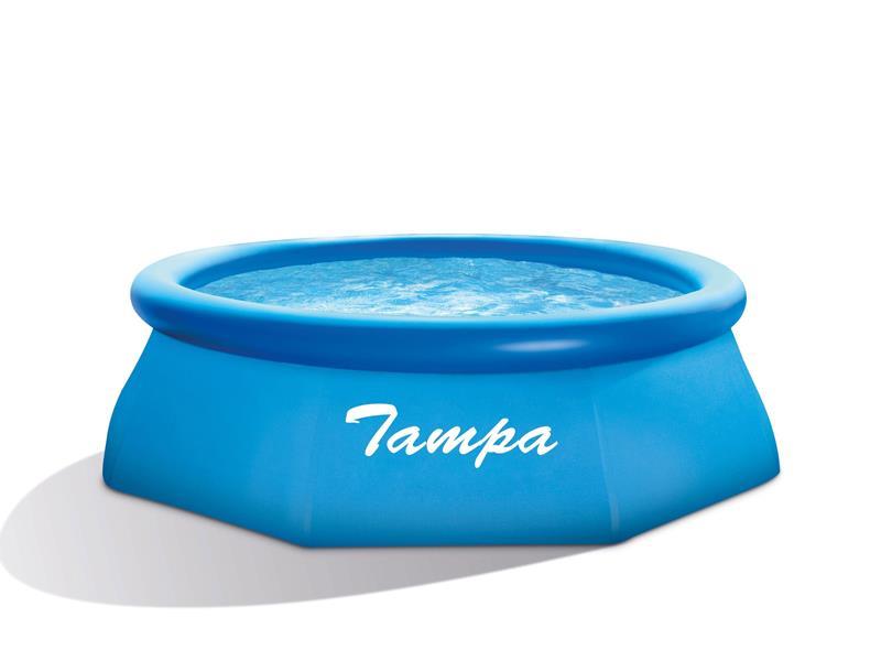Bazén MARIMEX TAMPA 3.05 x 0.76m + kartušová filtrace 10340014
