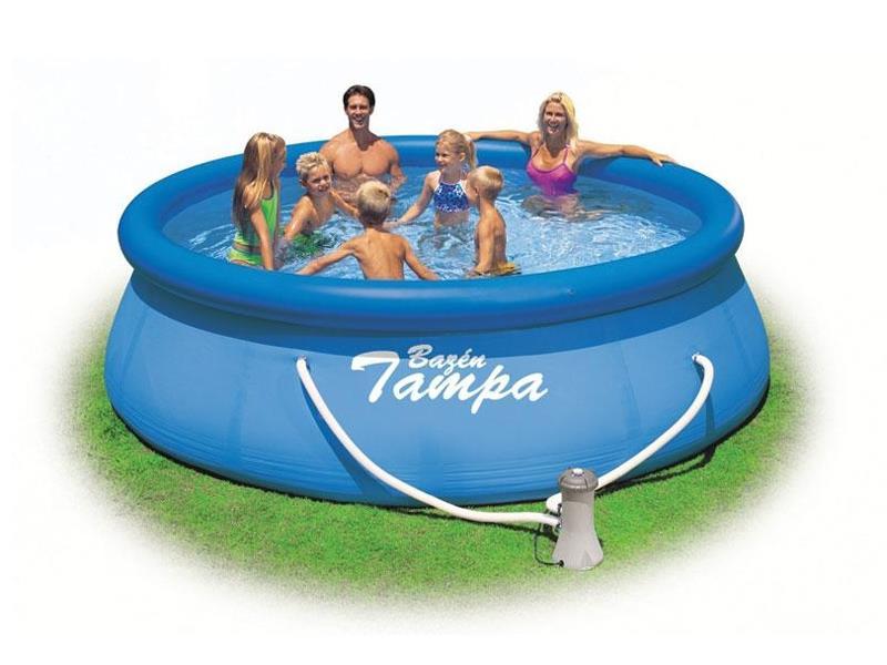 Bazén MARIMEX TAMPA 3.66 x 0.91m + kartušová filtrace P7000495