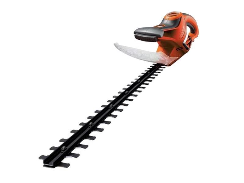 Nůžky na živý plot elektrické BLACK & DECKER 500W, lišta 50cm/rozteč 22mm GT5050-XK