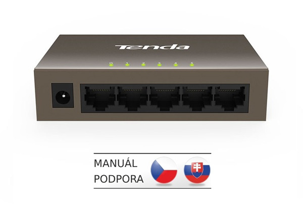 Switch TENDA TEF1005D