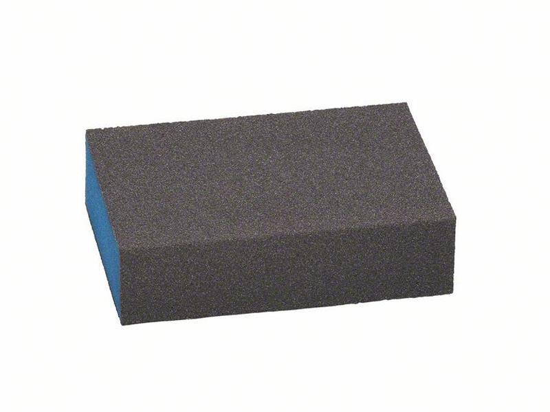 Brusná houba Best for Flat and Edge; 68 x 97 x 27 mm, střední, BOSCH