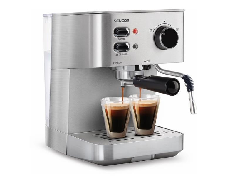Espresso SENCOR SES 4010SS