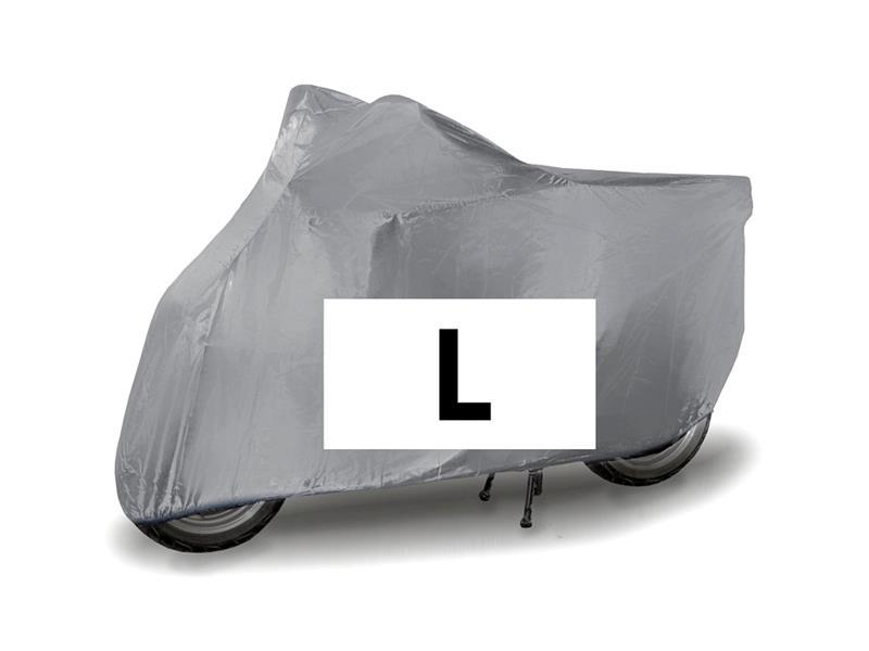 Plachta na motocykl ochranná L 100% WATERPROOF