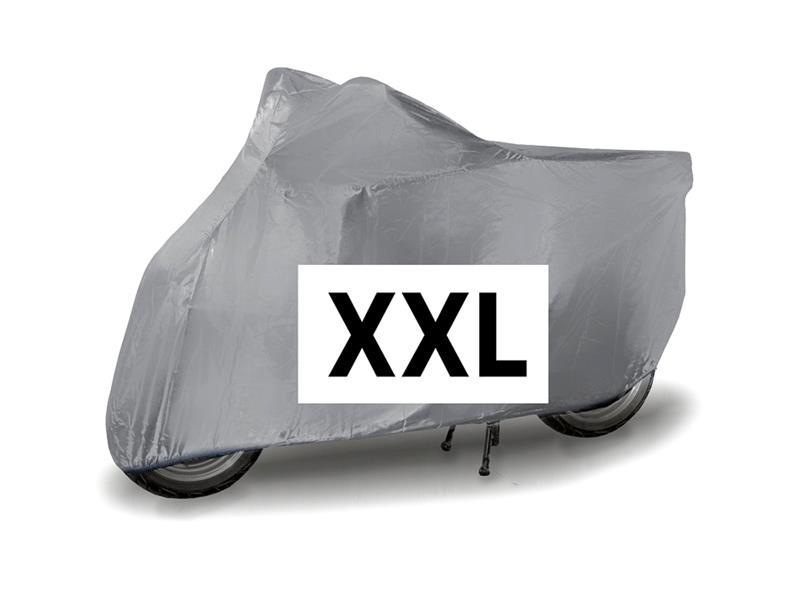 Plachta ochranná na motocykl COMPASS 05992 vel.XXL
