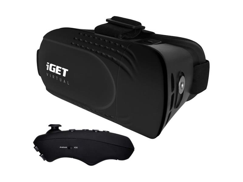 Brýle 3D pro virtuální realitu iGET VIRTUAL R2