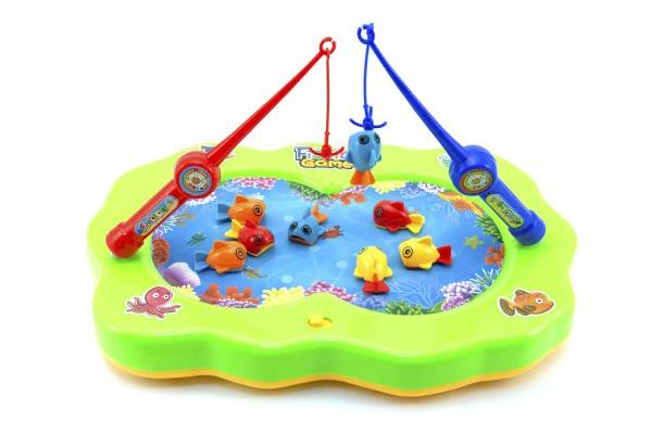 Hra stolní CHYTÁNÍ RYB dětská