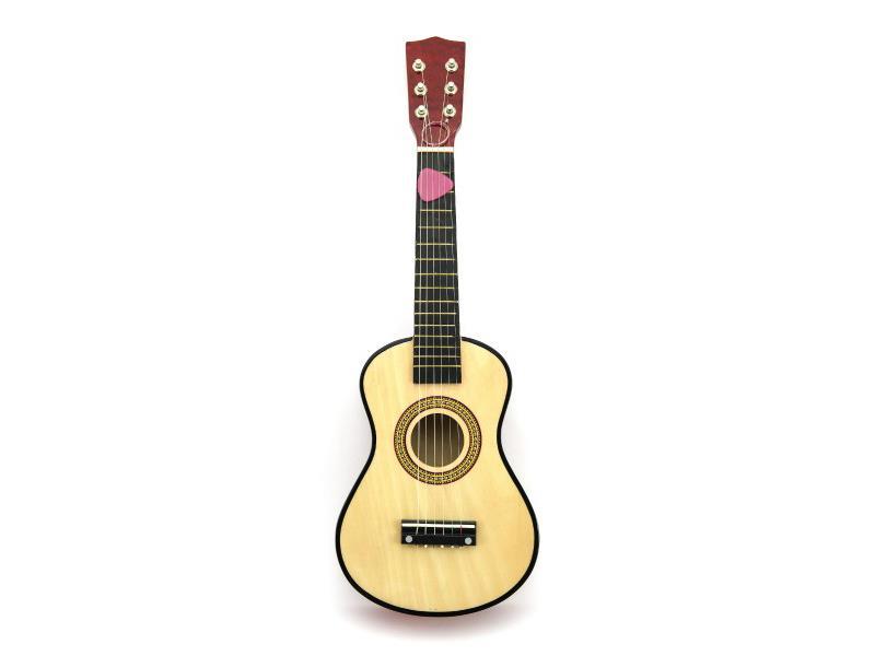 Kytara TEDDIES dřevěná