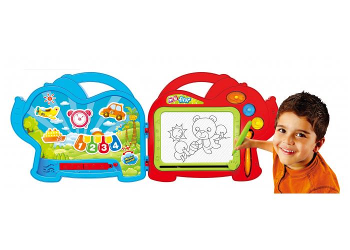 Dětská kreslící tabulka G21 SLŮNĚ