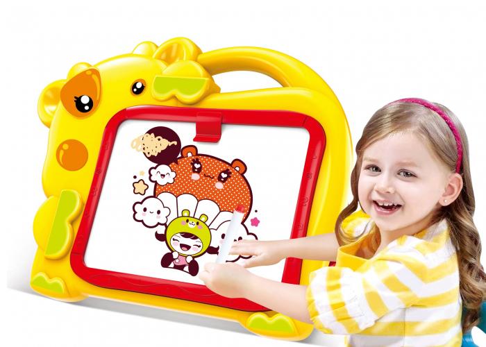 Dětská kreslící tabulka G21 KRAVIČKA