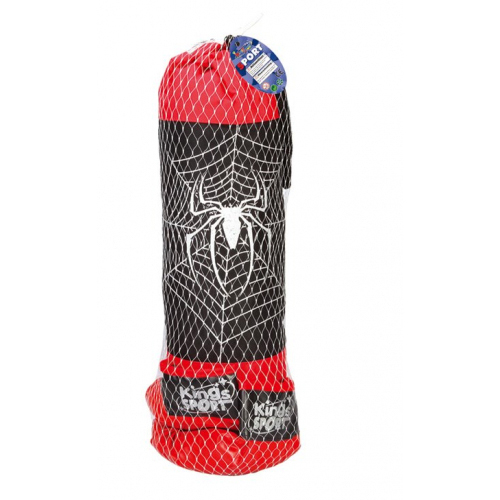 Pytel boxovací G21 STAR PAVOUK dětský + rukavice