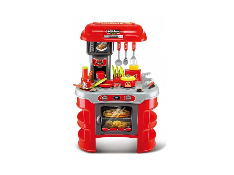 Dětská kuchyňka G21 SEBA s příslušenstvím