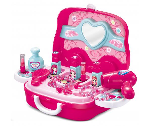 Dětský kosmetický kufřík G21