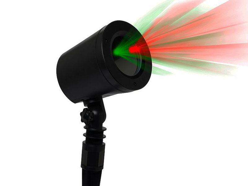 Projektor laserový IMMAX 08431L venkovní 2 barvy světla