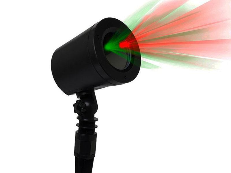 Projektor laserový IMMAX 08432L venkovní 6 témat