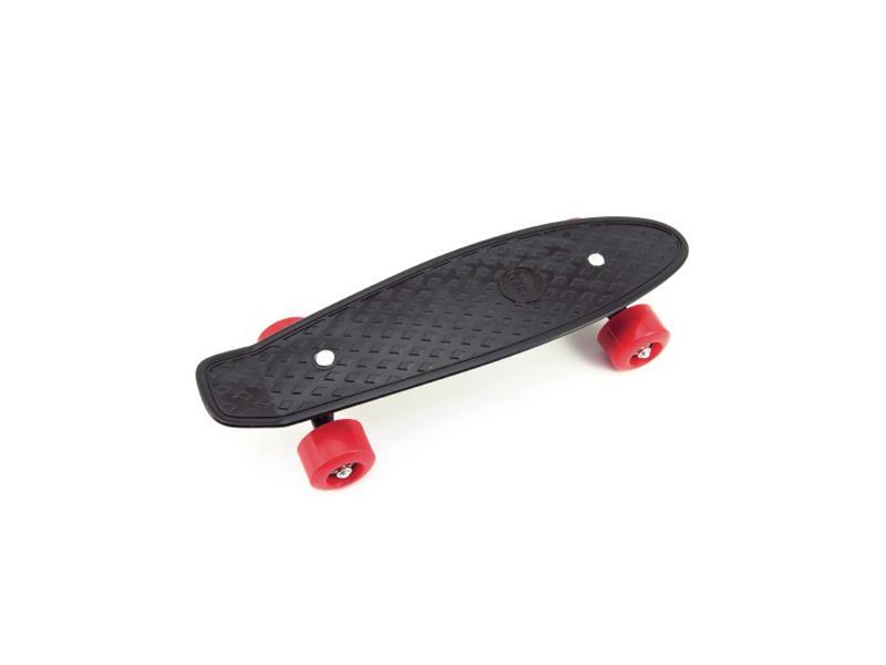 Skateboard dětský TEDDIES černý