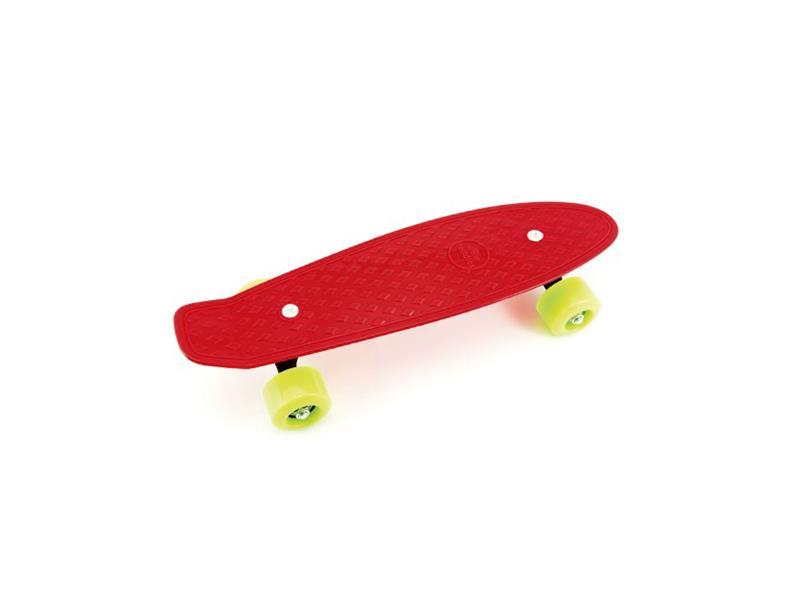 Skateboard TEDDIES RED
