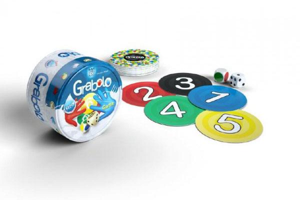 Hra karetní BONAPARTE GRABOLO dětská