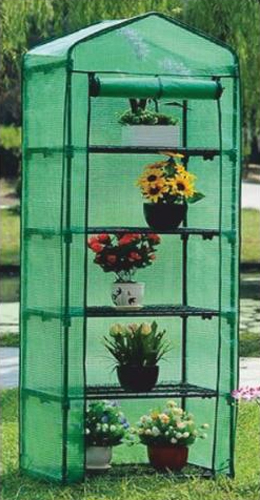 Pařeniště Greenhouse 70x50x200cm