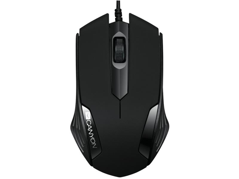 Myš drátová CANYON CNE-CMS02B