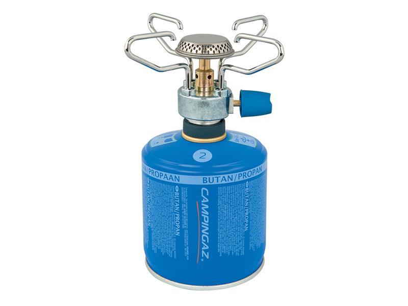 Vařič plynový CAMPINGAZ BLEUET MICRO PLUS + kartuše CV 300 PLUS