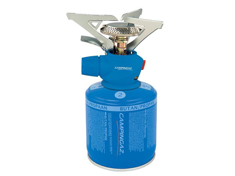 Vařič plynový CAMPINGAZ TWISTER PLUS PZ + kartuše CV 300 PLUS