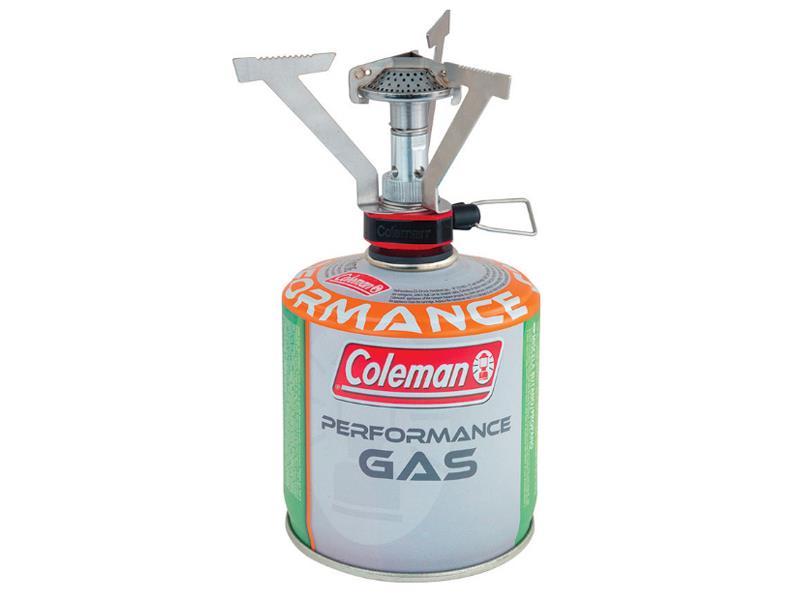 Vařič plynový COLEMAN FYRELITE START + kartuše C300 PERFORMANCE