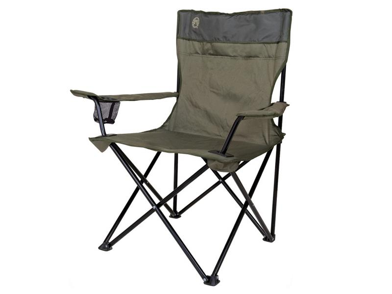 Židle skládací COLEMAN STANDARD QUAD CHAIR zelená