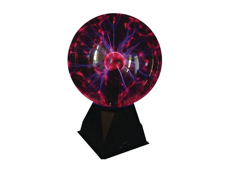 Plazmová koule na světelné efekty