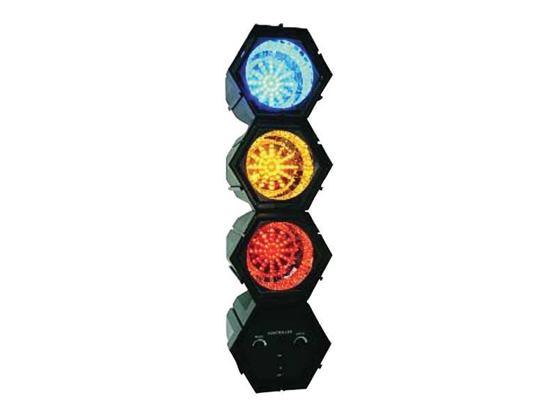 LED efekt 3-kanálový