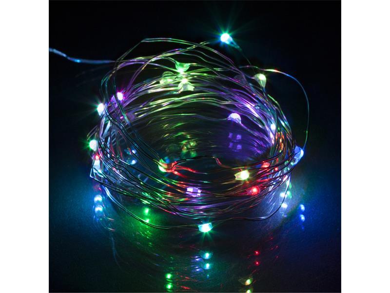 Řetěz vánoční 30 LED 3m multi RETLUX RXL 32