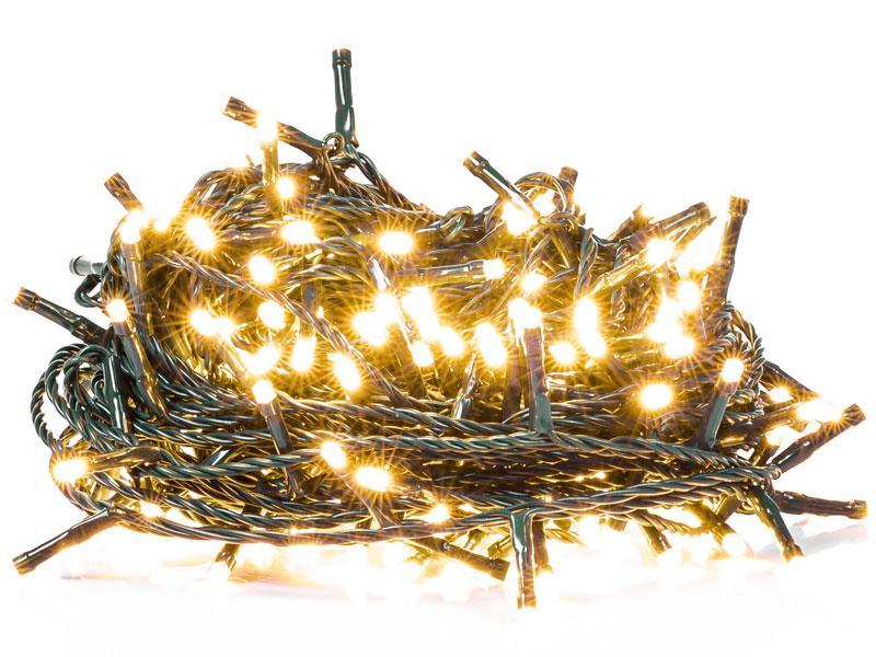 Řetěz vánoční 50 LED 5+5m WW TM RETLUX RXL 202