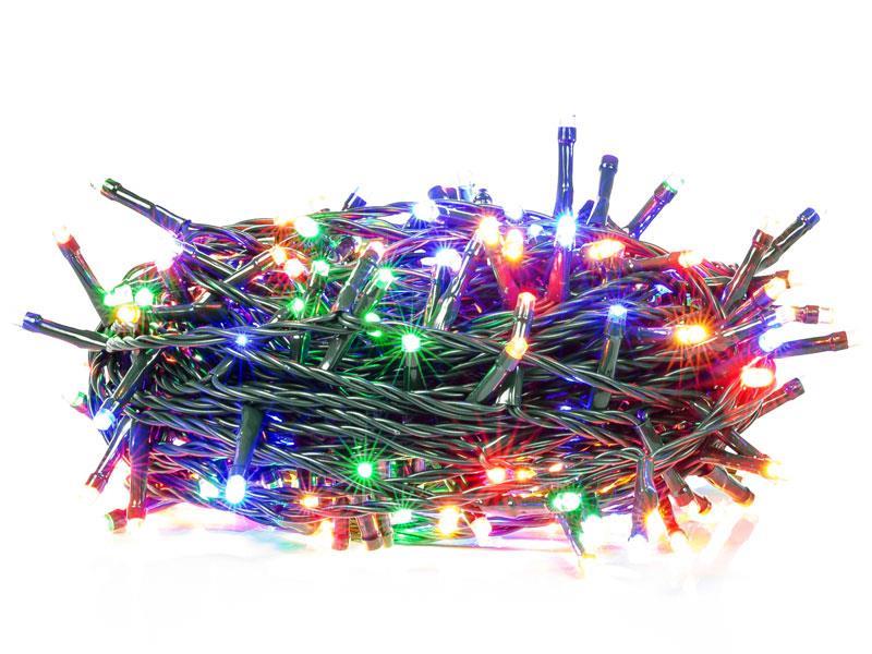 Řetěz vánoční 100 LED 10+5m MC TM RETLUX RXL206
