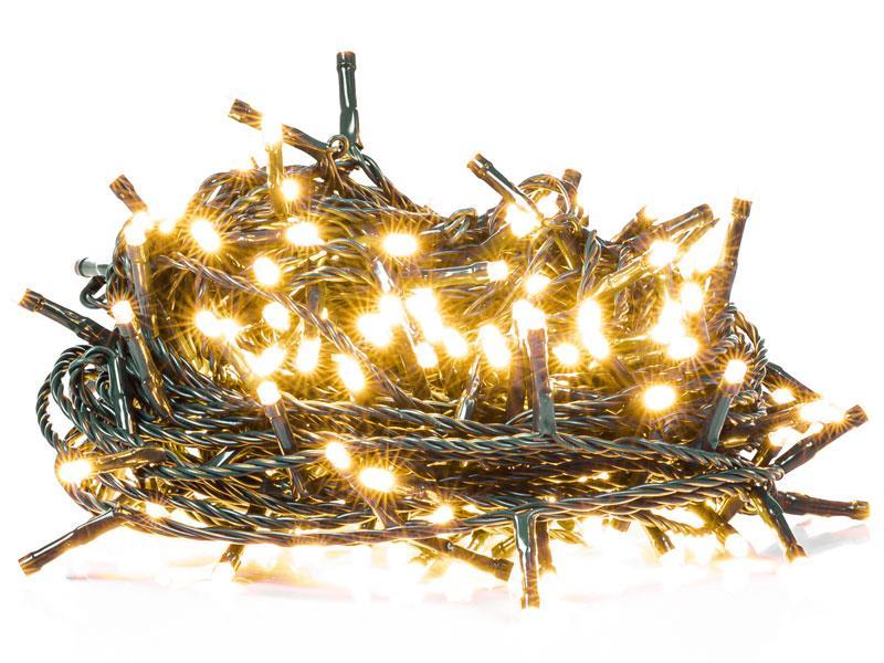 Řetěz vánoční 150 LED 15+5m WW TM RETLUX RXL208